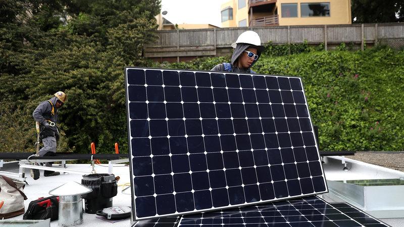 local solar panel companies
