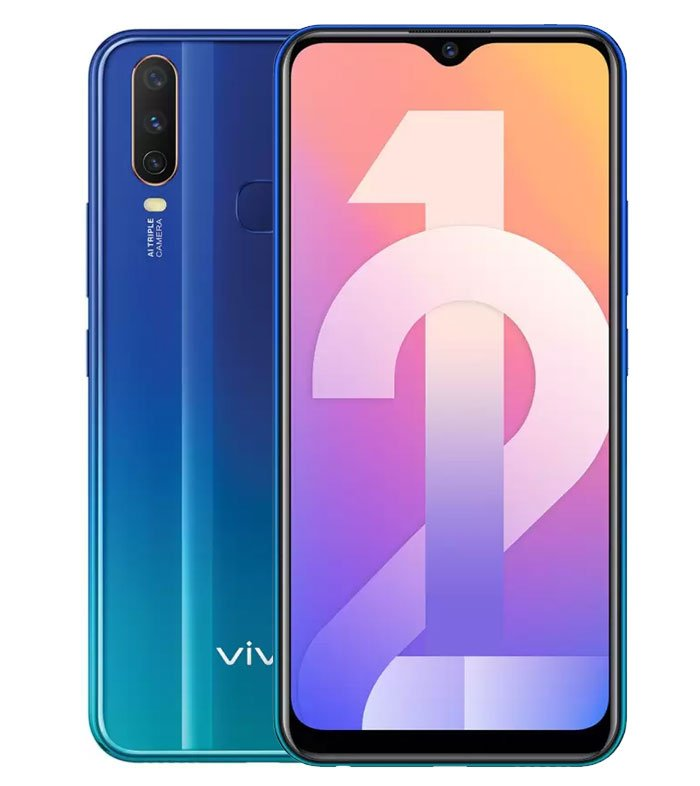 vivo smartphone right