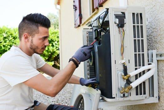 panasonic air conditioner service