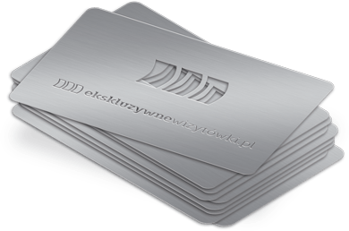 Free Metal Card Samples